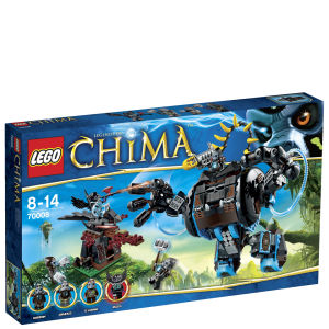 LEGO Legends of Chima: Gorzans Gorilla Striker (70008)