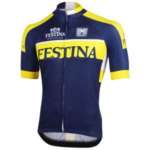 Santini Festina SS Cycling Jersey - 2013