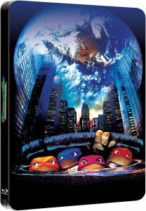 Teenage Mutant Ninja Turtles - Steelbook Exclusivo de Zavvi (Edición Limitada)