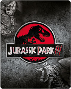 Jurassic Park III - Zavvi Exclusive Limited Edition Steelbook (Limited to 3000 Copies) (UK EDITION)