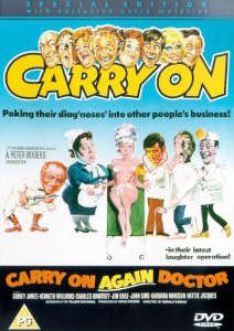 Carry On Again Doctor (Special Edition)