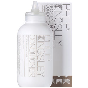 Après-shampooing cuir chevelu sensible Philip Kingsley No Scent No Colour 250ml