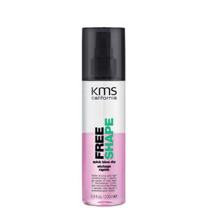 KMS California Freeshape Quick Blow Dry (Föhnspray) 200ml