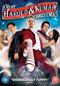 A Very Harold and Kumar Christmas (Includes UltraViolet Copy)
