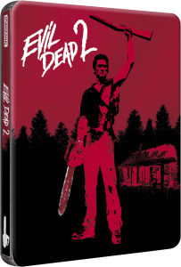 Evil Dead 2 - Zavvi UK Exclusive Limited Edition Steelbook