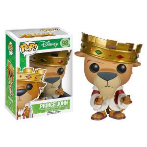Disney Robin Hood Prince John Pop! Vinyl Figure