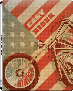 Easy Rider - Gallery 1988 Range - Zavvi Exclusive Limited Edition Steelbook (2000 Only) (UK EDITION)