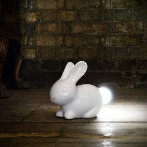 Bunny Shaped Lamp
