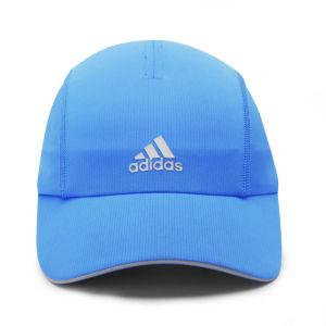 adidas Men's Run Climachill Cap - Solar Blue/Silver