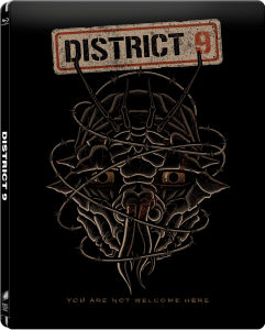 District 9 - Gallery 1988 Range - Zavvi Exclusive Limited Edition Steelbook (2000 Only)