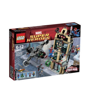 LEGO Super Heroes: Spider-Man: Daily Bugle Showdown (76005)