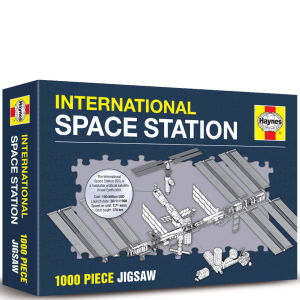International Space Station Haynes Edition Jigsaw