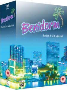 Benidorm - Seizoen 1-3 en Special