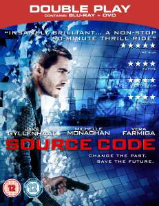 Source Code (Includes Blu-Ray and DVD Copy)