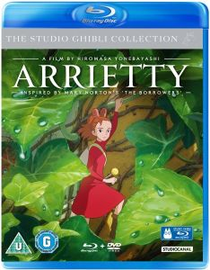 Arrietty - Double Play (Blu-Ray en DVD)