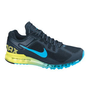 Nike Men's Air Max+ 2013 Trainers - Armoury Navy