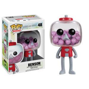 Regular Show Benson Pop! Vinyl Figure
