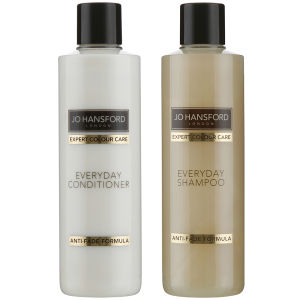 Jo Hansford Expert Colour Care shampoo (250 ml) e balsamo (250 ml) lavaggi frequenti