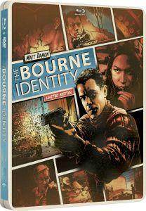 The Bourne Identity - Import - Limited Edition Steelbook (Region Free)