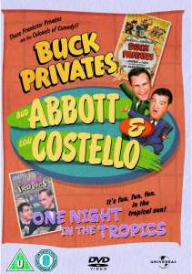 Abbott and Costello: Buck Privates / One Night In The Tropics