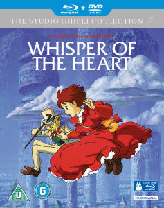 Whisper of the Heart - Double Play (Blu-Ray en DVD)