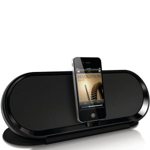 Philips DS7650/10 Docking Speaker for iPod/iPhone with Rechargeable Battery