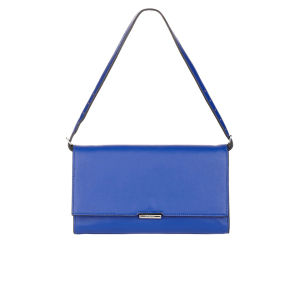 Fiorelli Dixie Clutch/Shoulder Bag - Cobalt/Ice/Black Mix