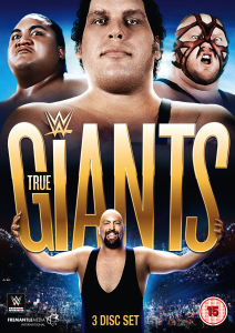 WWE: True Giants (3 Discs)