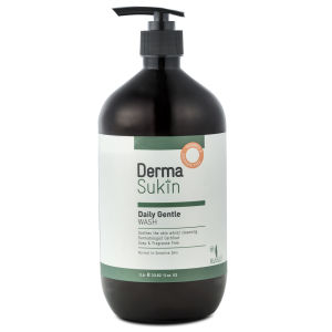 DermaSukin Daily Gentle Soap Free Wash (1 liter)