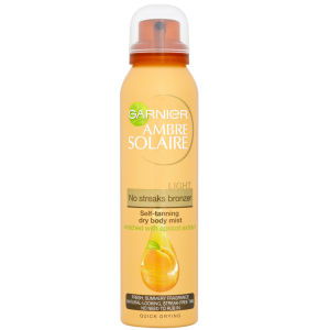 Ambre Solaire Body dry Mist Light 150ml