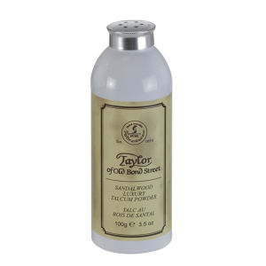 Taylor of Old Bond Street -talkkijauhe, Sandalwood (100g)