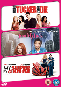 John Tucker Must Die / My Super Ex-Girlfriend / Just My Luck