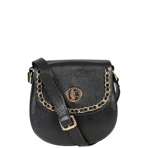 Jack French Women's 'The Fulham' Leather Cross Body Bag - Black
