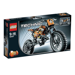 LEGO Technic: Moto Cross Bike (42007)