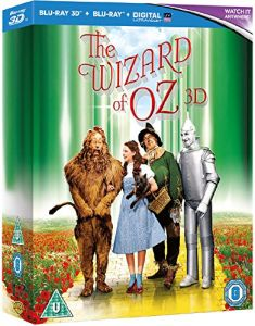 The Wizard of Oz 3D - The 75th Anniversary Edition