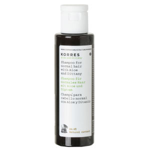 KORRES Aloe and Dittany Shampoo (40ml)