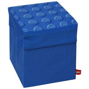 Perfect LEGO: Blue Classic Storage Box Stool: Image 3