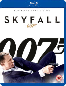 Skyfall (Includes DVD and Digital Copy)