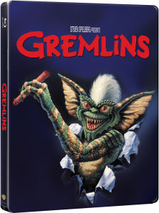 Gremlins - Zavvi Exclusive Limited Edition Steelbook (UK EDITION)