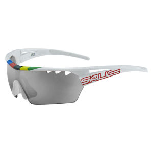 Salice 006 CDMCRX Sunglasses - White/Photochromic Smoke