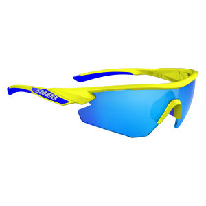 Salice 012 RW Sport Sunglasses - Yellow/Blue