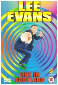 Lee Evans - Live In Scotland