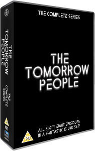 The Tomorrow People - Complete Serie
