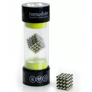 Nanodots Magnetische Kügelchen, original, 64 Teile
