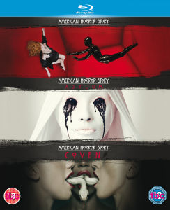 American Horror Story - Temporada 1-3