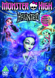 Monster High: Haunted (includes Monster High Transfers)