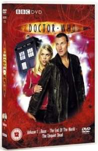Doctor Who - Volume 1: Rose/End Of World/Unquiet Dead