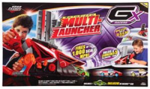 S1 GX Racers Multi Launcher Mega Set