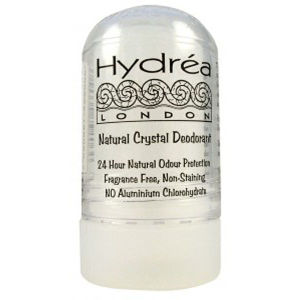 Desodorante de cristal natural de Hydrea London (60 g)