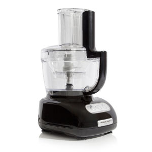 Kitchenaid Food Processor - Onyx Black